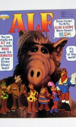 Alf sticker book sticker album