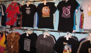about our vintage clothing store: t-shirts