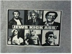 retro tees groovy graphics jews kick ass