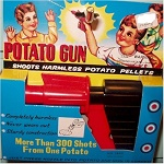 fun gift ideas potato gun