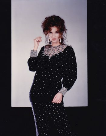 Bonnie Boerer sweaters beaded and sequin sweaters