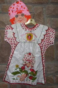 history of Halloween costumes Strawberry Shortcake