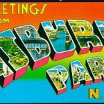Visit New Jersey shore vacation greetings from asbury park NJ