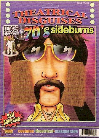 70s sideburns 70s style