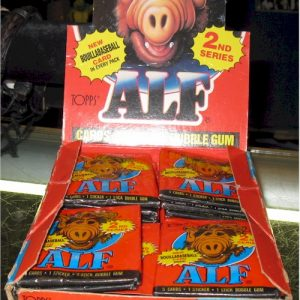 alf tv show trading cards