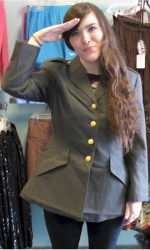 army jacket women