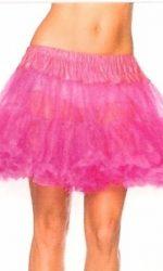 pink chiffon petticoat skirt tutu skirt