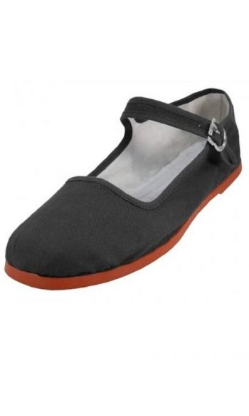 Chinese black flats Chinese shoes