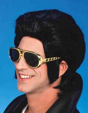 Elvis hair-do Elvis wig