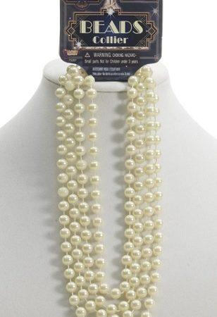 roaring twenties flapper beads