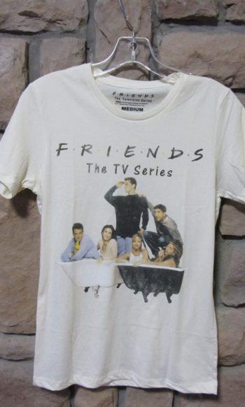 Friends TV show t-shirt Bathtubs