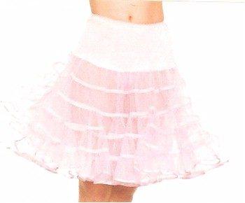 pink crinoline slip crinoline skirt