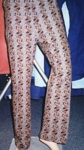 polyester pants bellbottoms flares