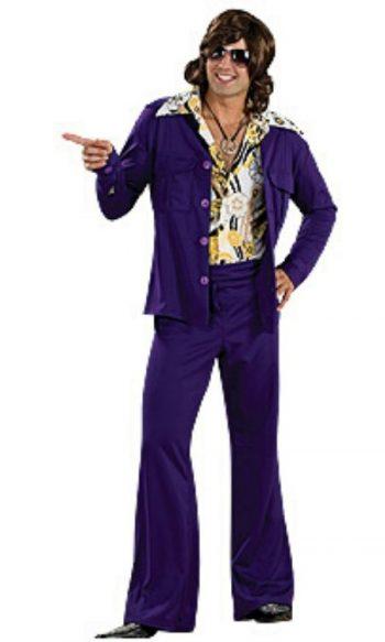 1970s leisure suit