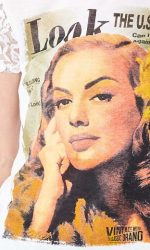 1950 Look magazine t-shirt