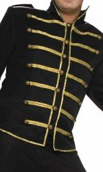 Jimi Hendrix Michael Jackson costume military jacket