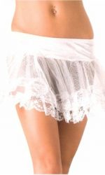 mini crinoline short petticoat