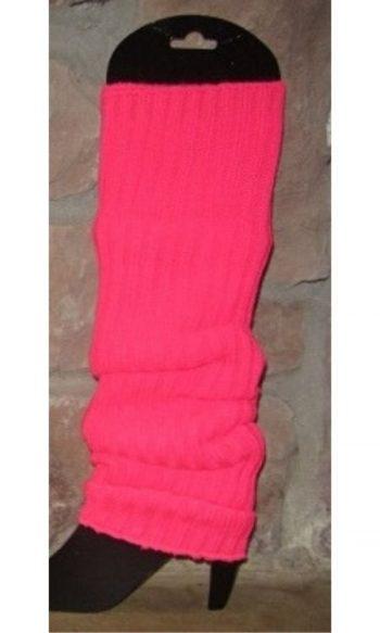 1980s leg warmers Neon leg warmers