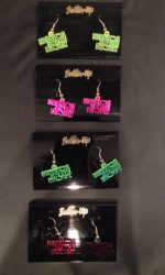 New Kids on the block earrings NKOTB jewelry
