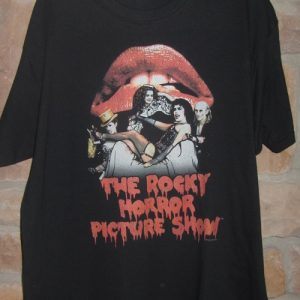 Rocky Horror Picture Show t-shirt Casting Throne