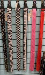 1980s skinny ties