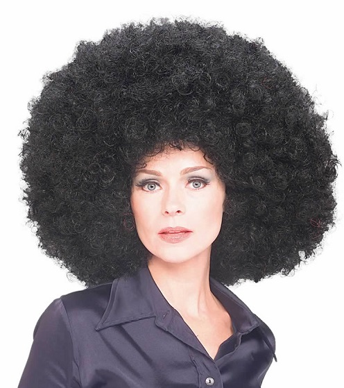 super afro wigs oversized