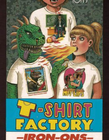 vintage t-shirt iron ons