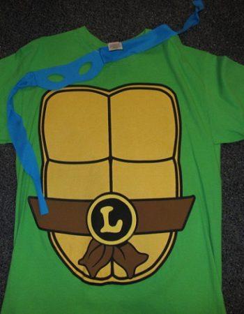 Teenage mutant ninja turtles costume leonardo