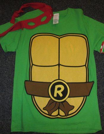 teenage mutant ninja turtles costume raphael