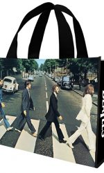 Beatles Abbey Road tote bag gift bag