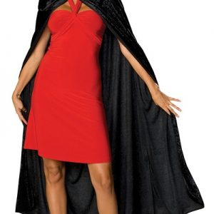 Halloween cape hooded cape
