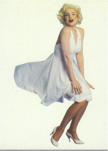 Marilyn Monroe costume 7 year itch