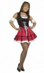 beer girl costume octoberfest