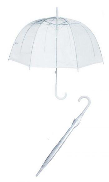 bubble umbrella see through umbrella dome