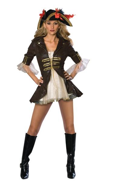 buccaneer sexy pirate costume