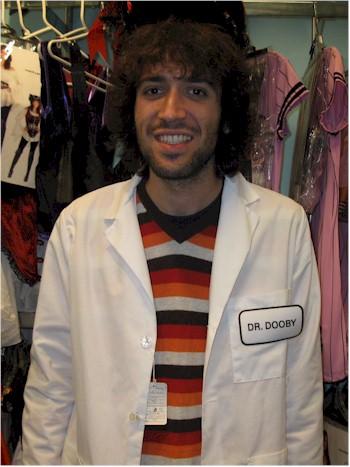 doctor costume doctor coat