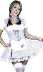sexy dorothy costume wizard of oz