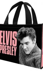 Elvis bag elvis presley tote bag