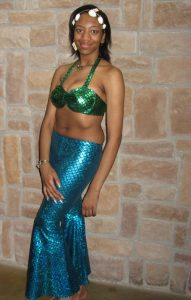 fantasy costume department mermaid Halloween costume