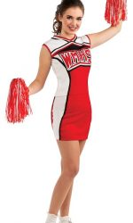 glee cheerleader costume sale