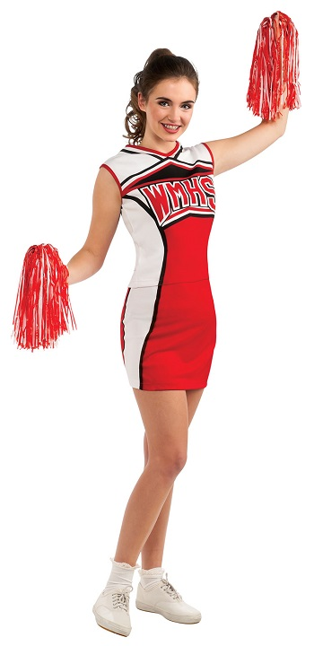 glee cheerleader costume sale