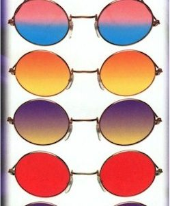 Retro glasses frames john lennon glasses
