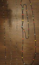 1960's love beads