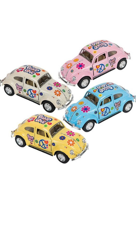 Herbie the love bug VW Beetle toy