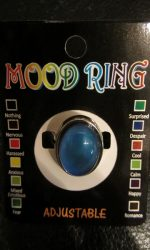 1970s style mood ring
