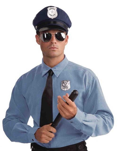 police kit police woman costume