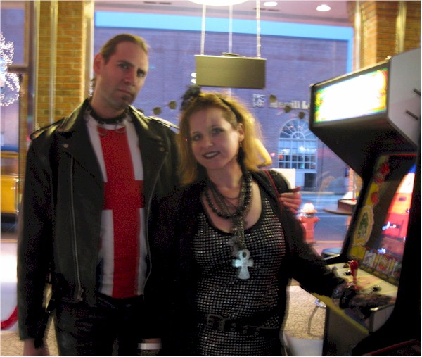 RAD BANK AWESOME 80'S NIGHT At Yestercades 3/30/12