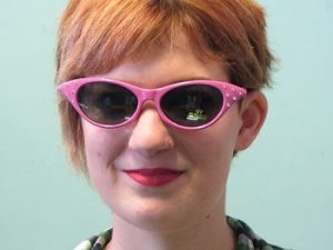 retro glasses frames pink cat eye sunglasses