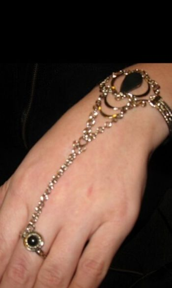 ring bracelet combo harem bracelet