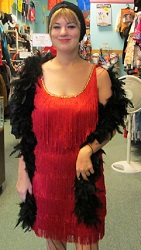 20s clothing flapper girl